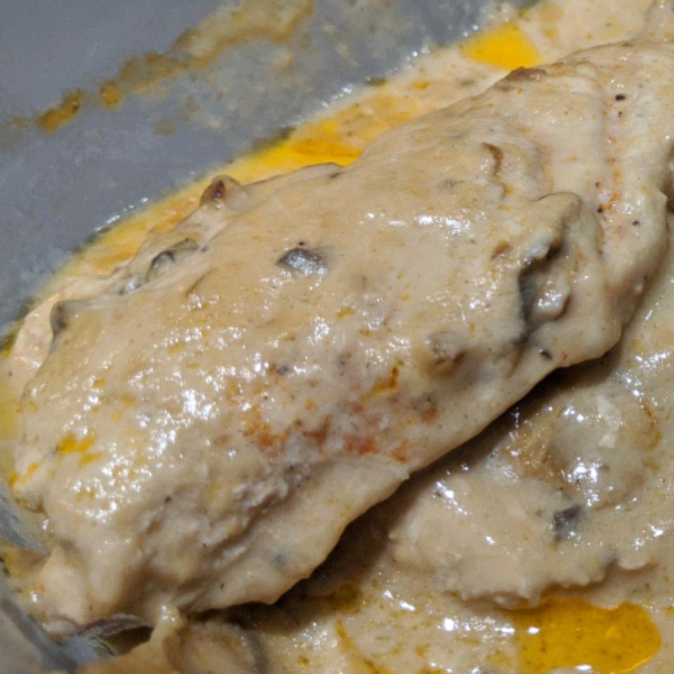 Chicken Breasts Supreme