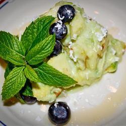 Coconut Apple Avocado Salad