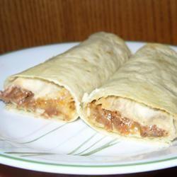 Roast Beef Burritos 5Foot3