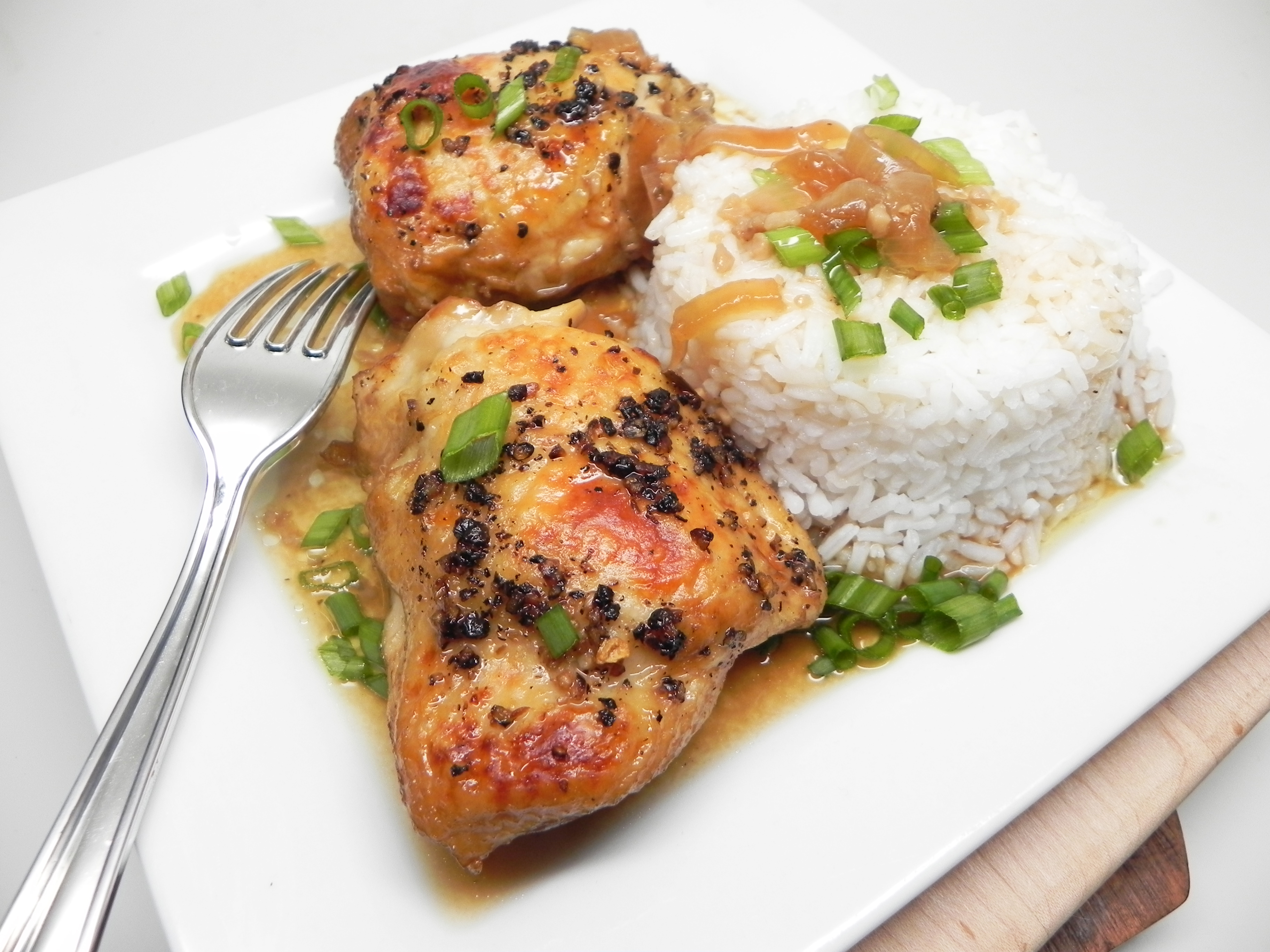Instant Pot® Filipino Chicken Adobo