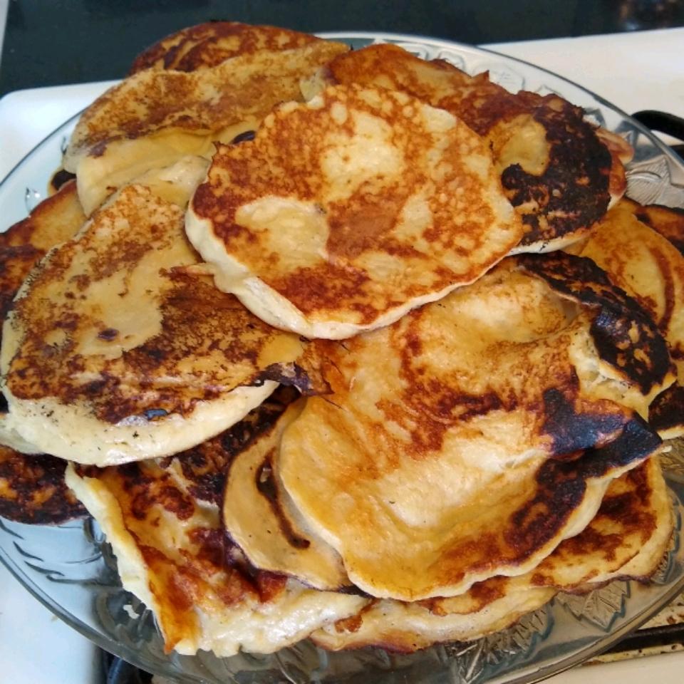 Ulu (Breadfruit) Pancakes