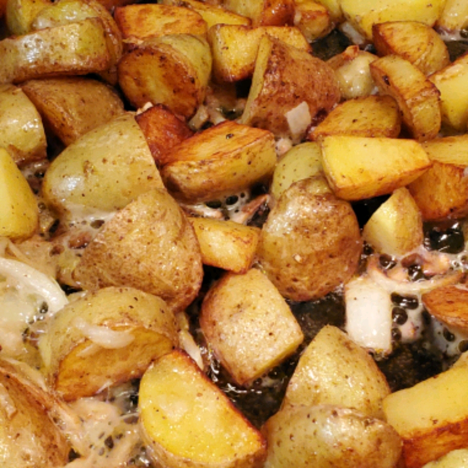 Butter Fried Potatoes Myamlex