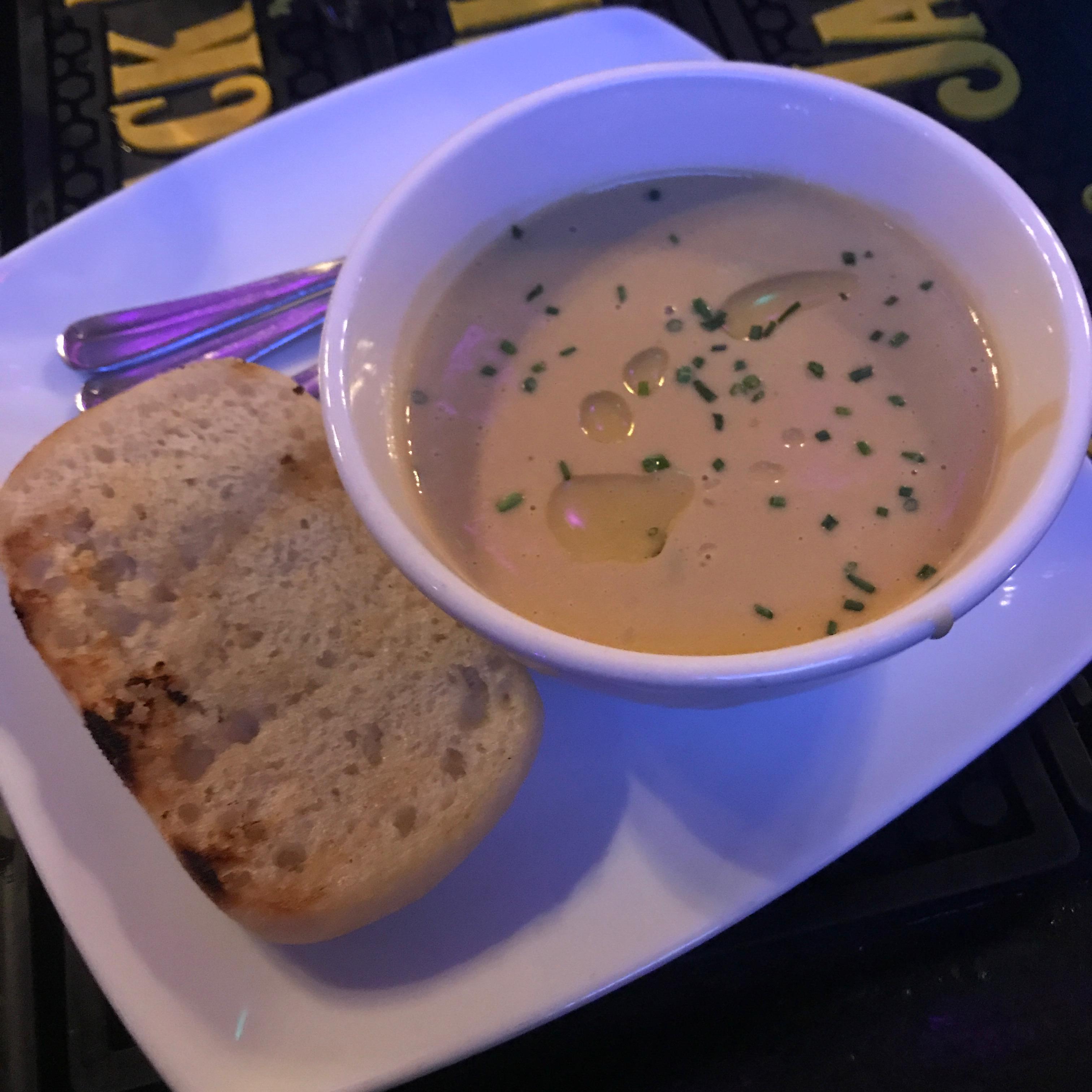 Potato Leek Soup (Vichyssoise)