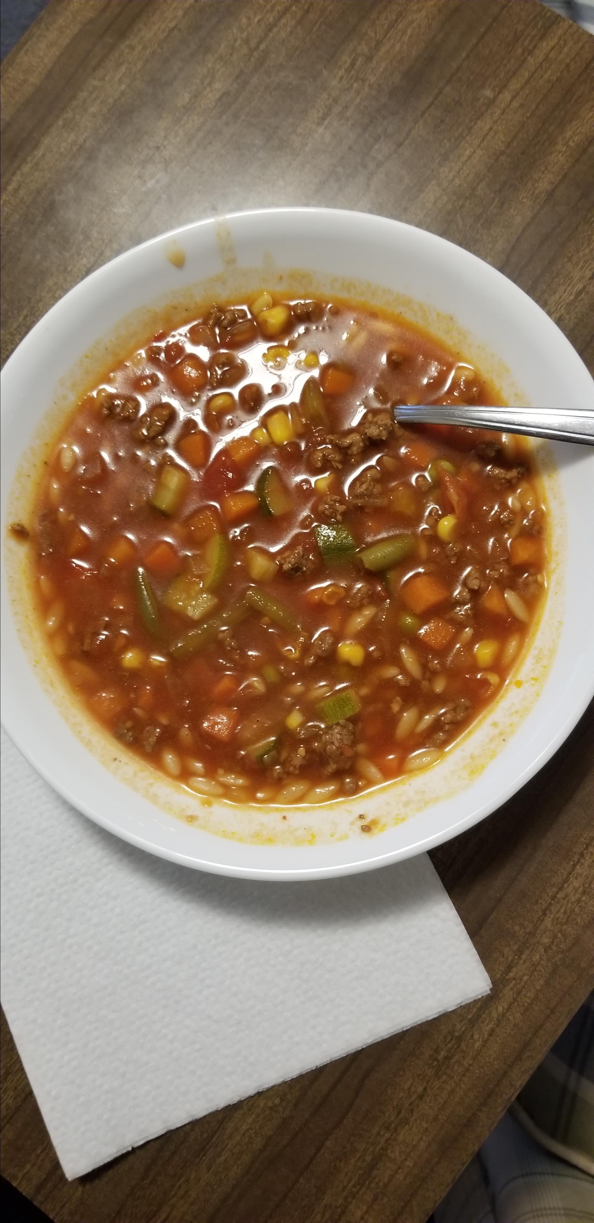 Venus de Milo Soup