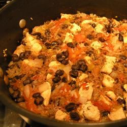 Chicken and Black Bean Casserole karen
