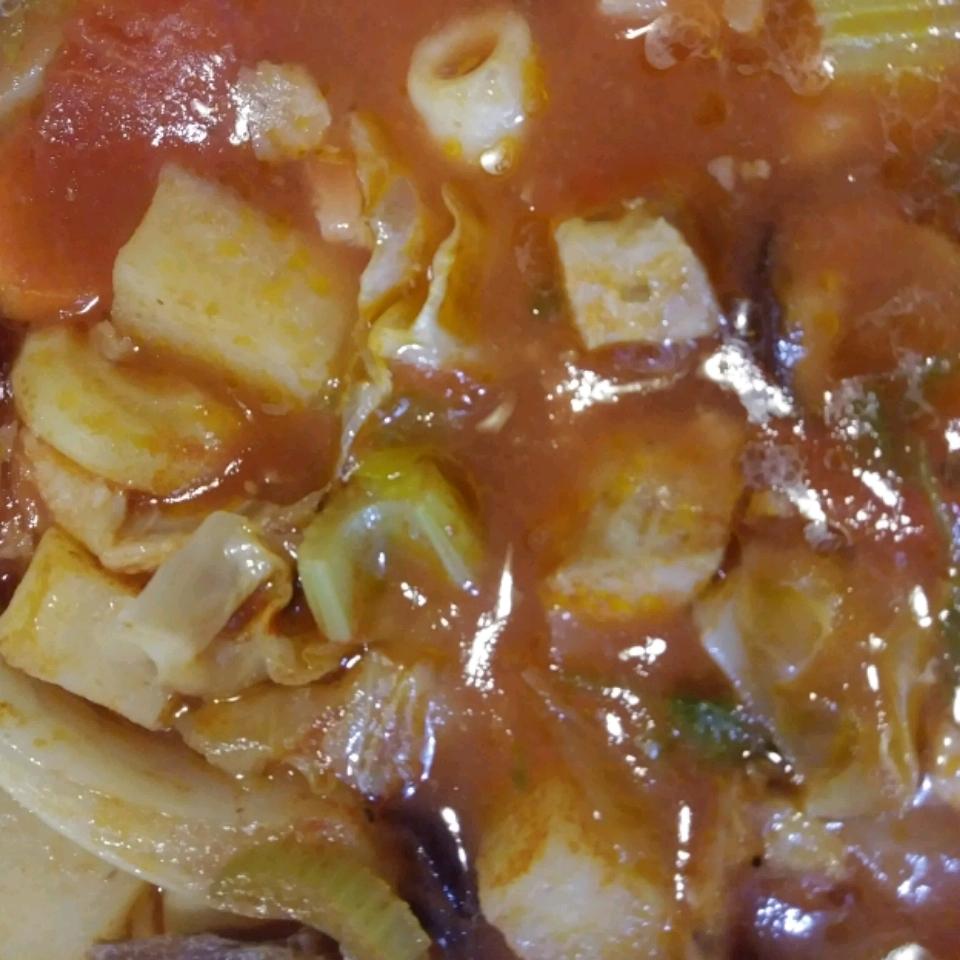 Portuguese Bean Soup II Larissa Gorospe