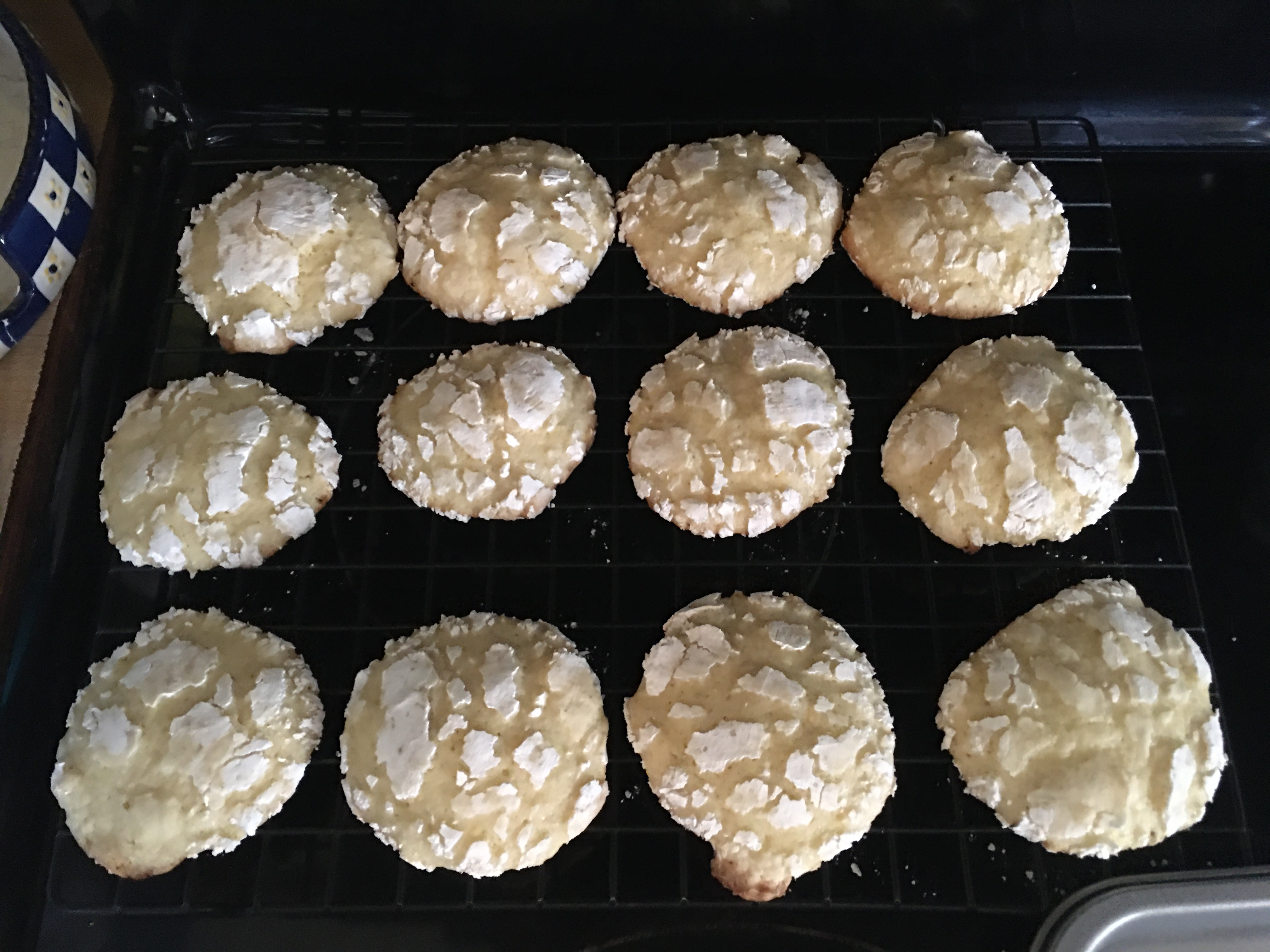 Lemon Cookies from Scratch RLM