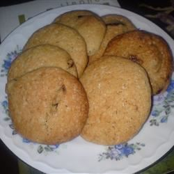 Cranberry Cinnamon Cookies Silence