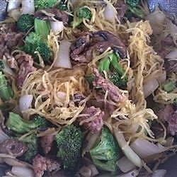 spaghetti squash with italian sausage broccoli and sage recipe