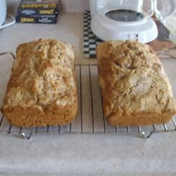 Whole Wheat Beer Bread Colleens6
