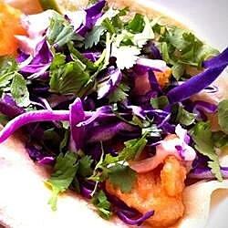 baja shrimp tacos recipe