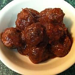vegetarian cranberry meatballs recipe