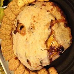 Holiday Brie en Croute