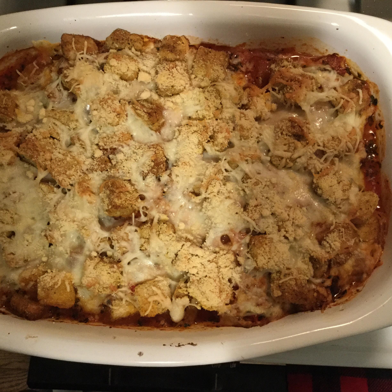 The Best Parmesan Chicken Bake Karen