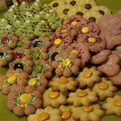 Spritz Cookies III Paula sweden