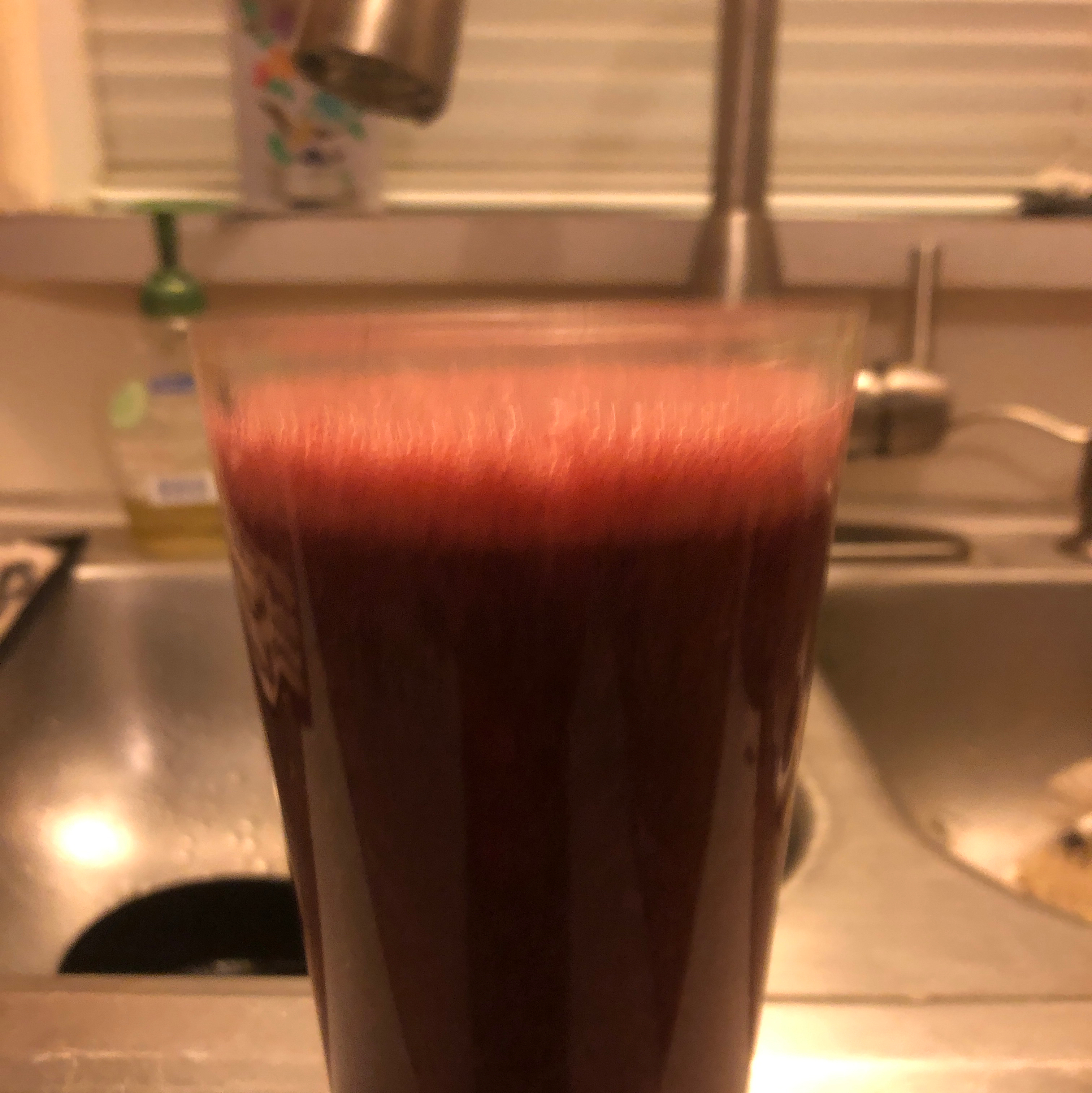 Ginger Berry Smoothie beverly