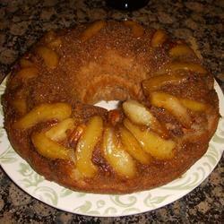 Gingerbread Pear Cake K-Dub
