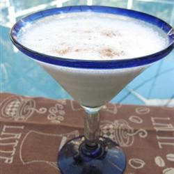 Creamy Brandy Alexander Diane Boggs Colbert