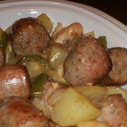Roasted Creole Potatoes Deb C