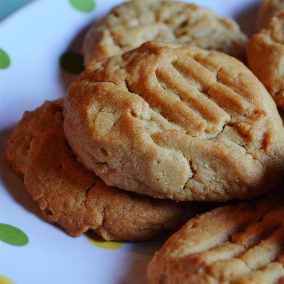 Joey's Peanut Butter Cookies
