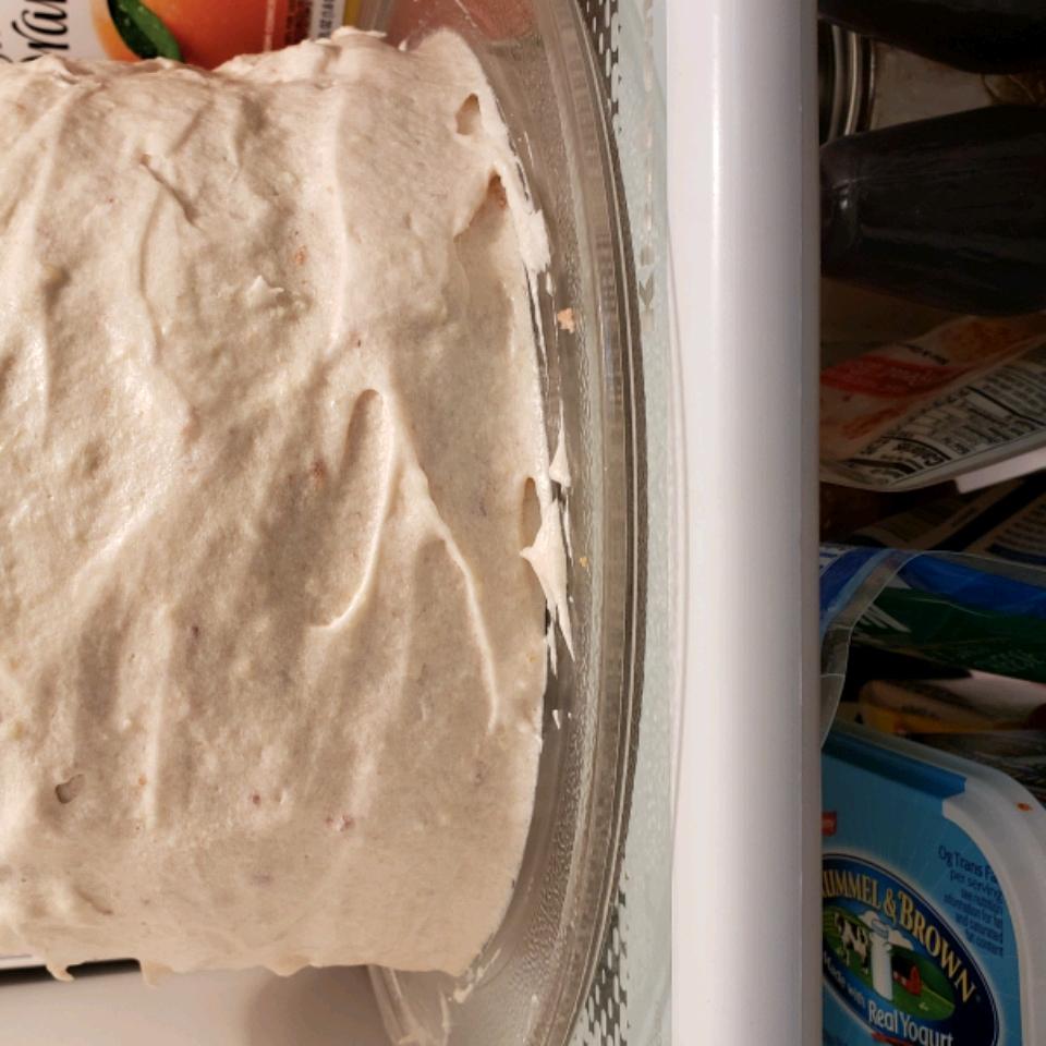 Strawberry (Jam!) Cream Cheese Frosting