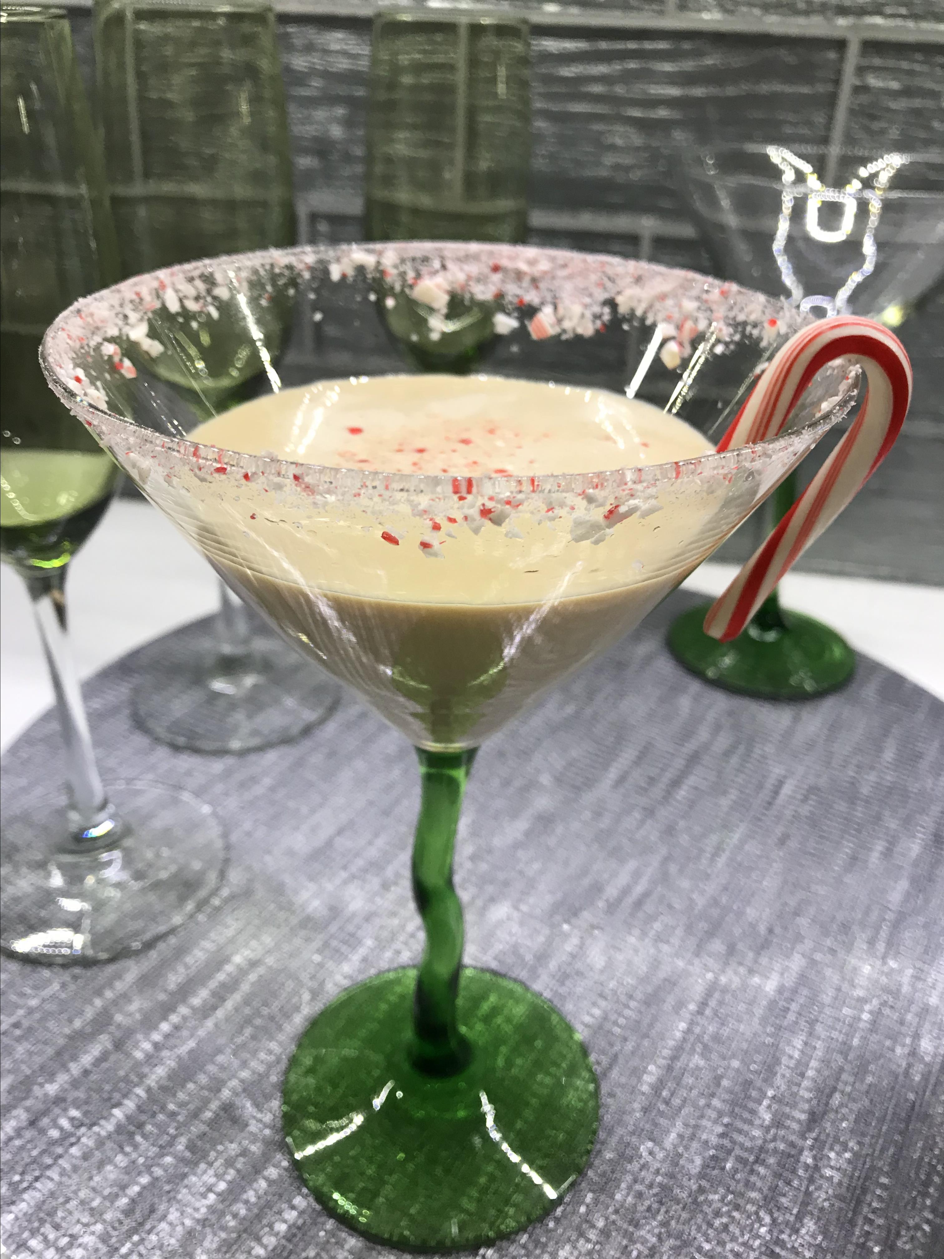 White Christmas Cocktail DanaV