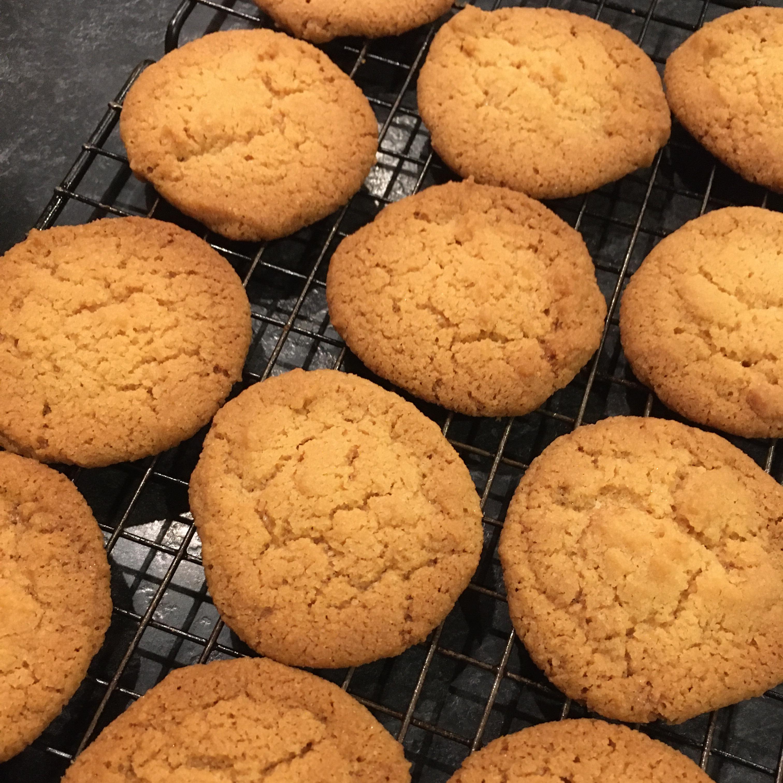 Vinegar Cookies