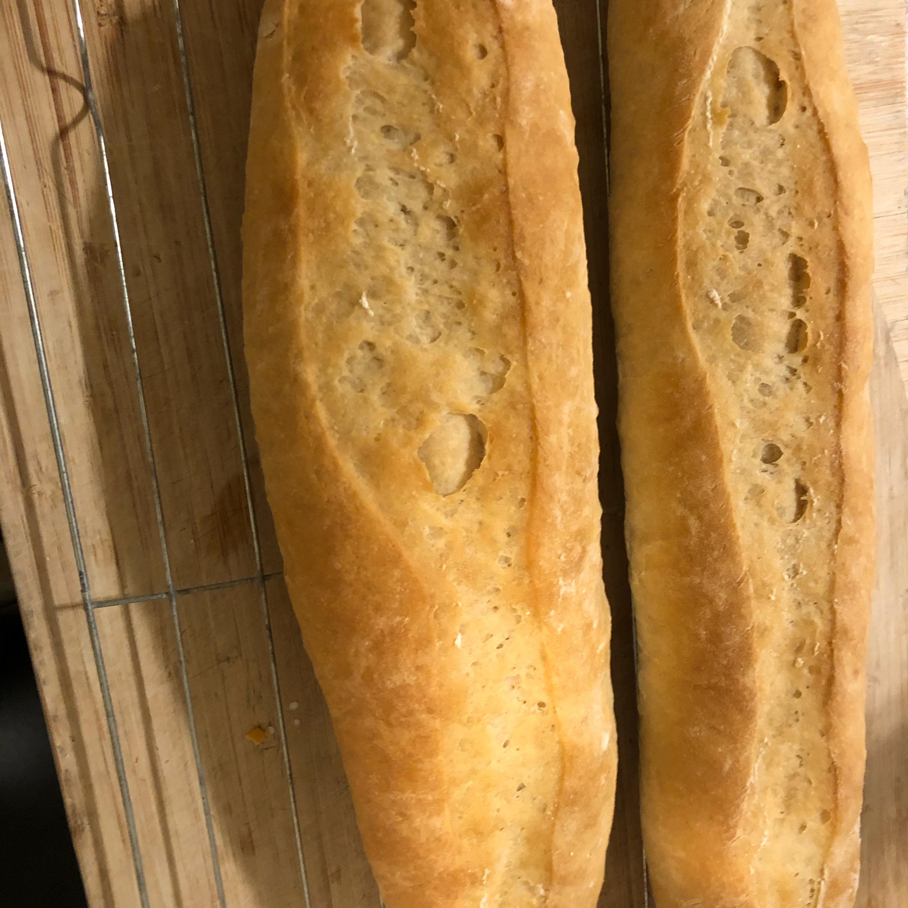 Chef John's Cuban Bread THEBACCHUS