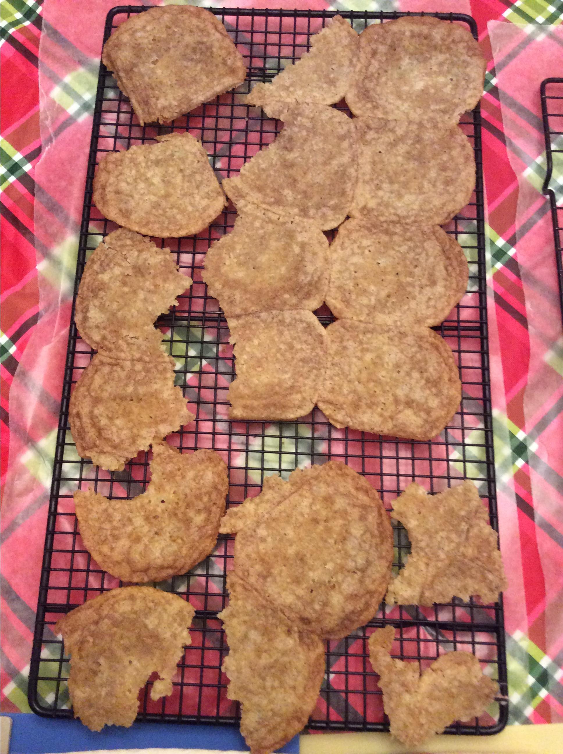 Chewy Sugar Cookies Robertastg