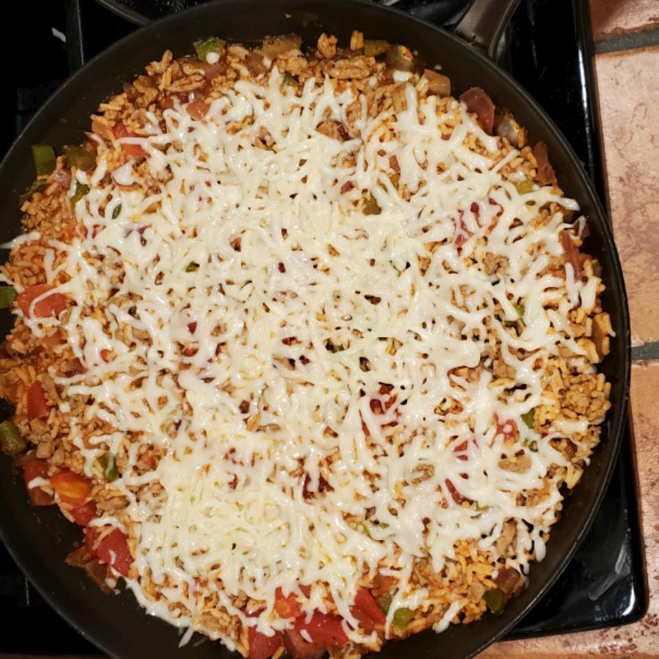 Quick Italian Skillet Dinner