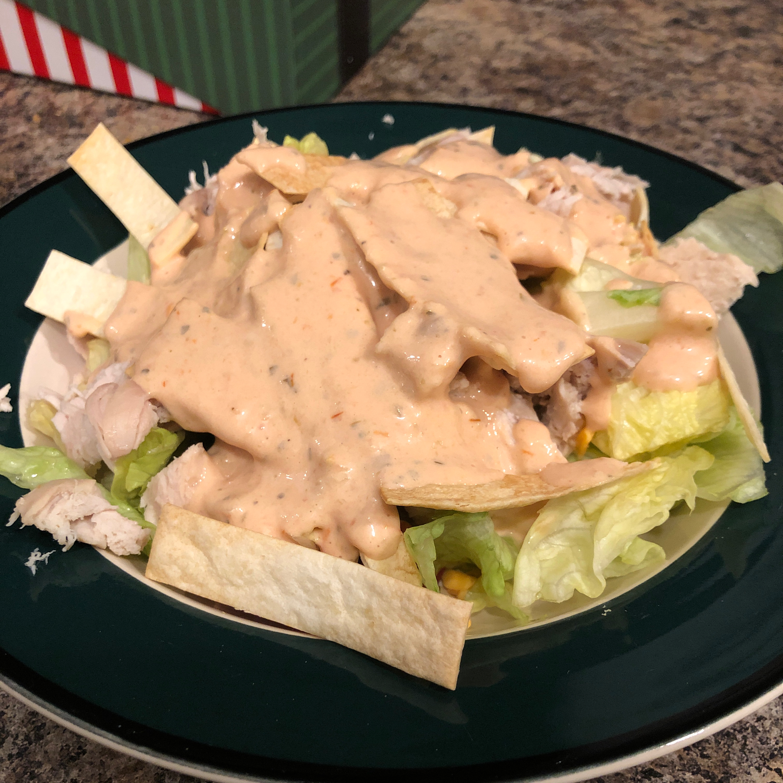 Santa Fe Chicken Salad Taz