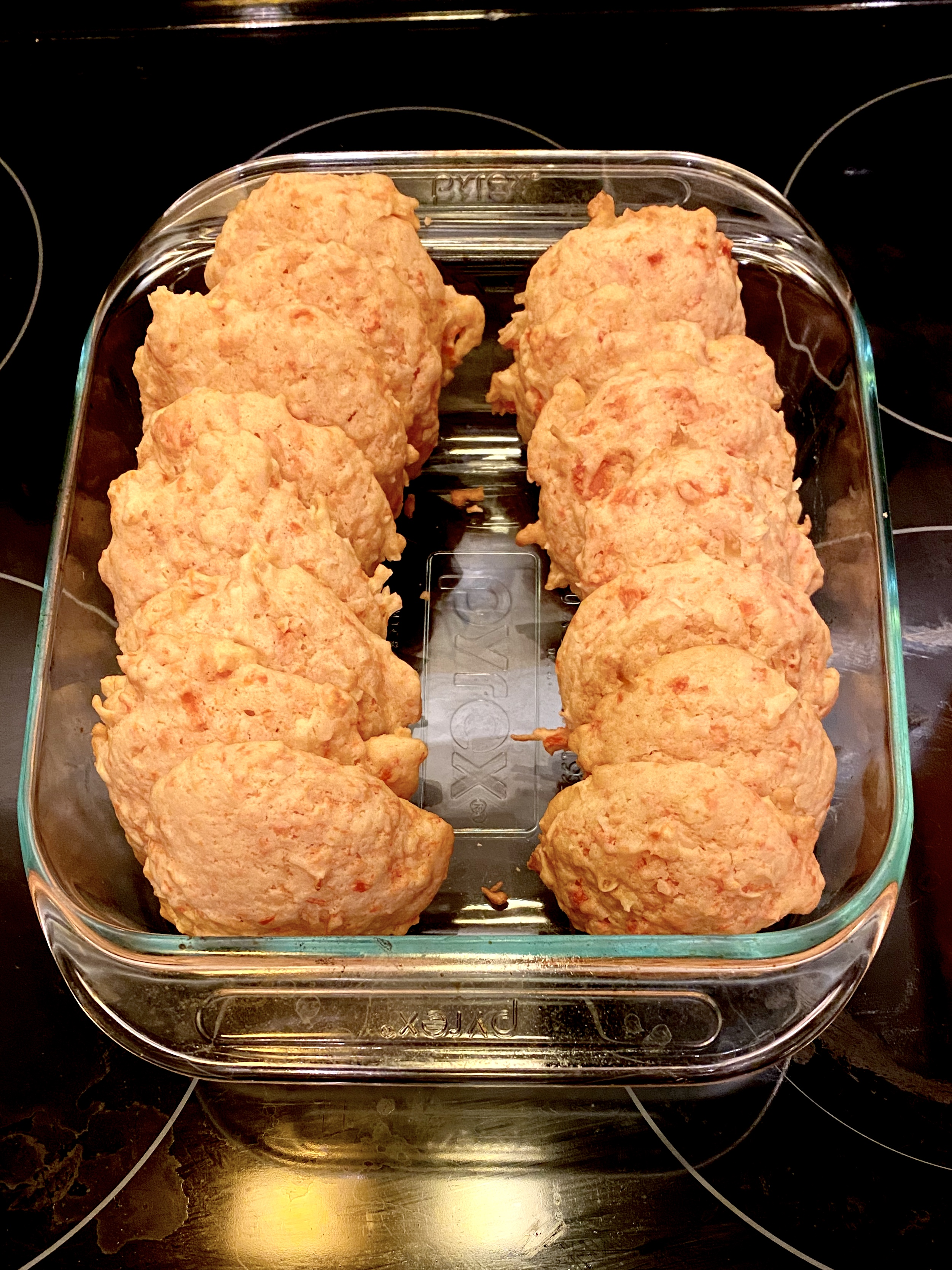 Carrot Cookies I Jim Bradford