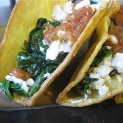 Chard Tacos mommyluvs2cook