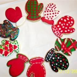 Cut-Out Cookies in a Flower Pot Grace Alice Curry