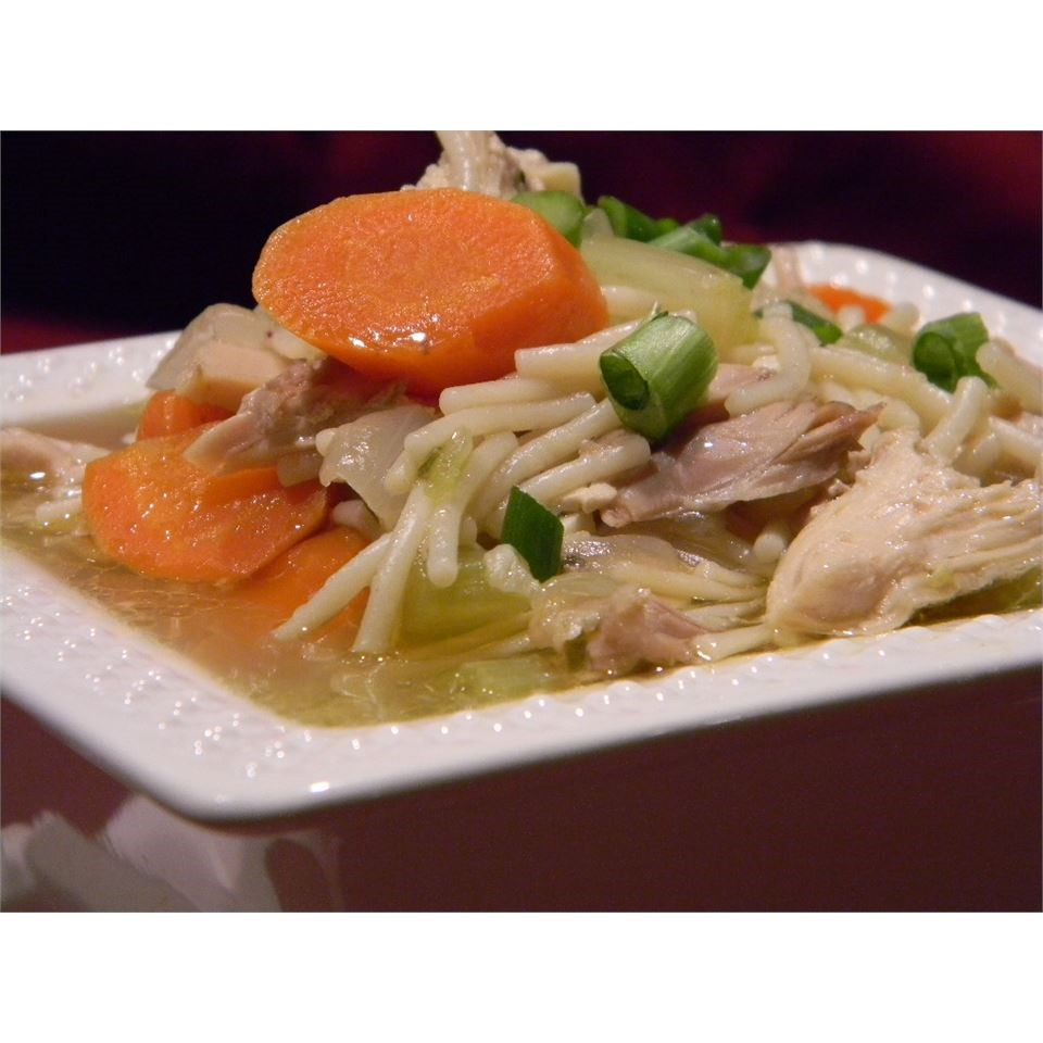 Cornish Hen Soup Dani