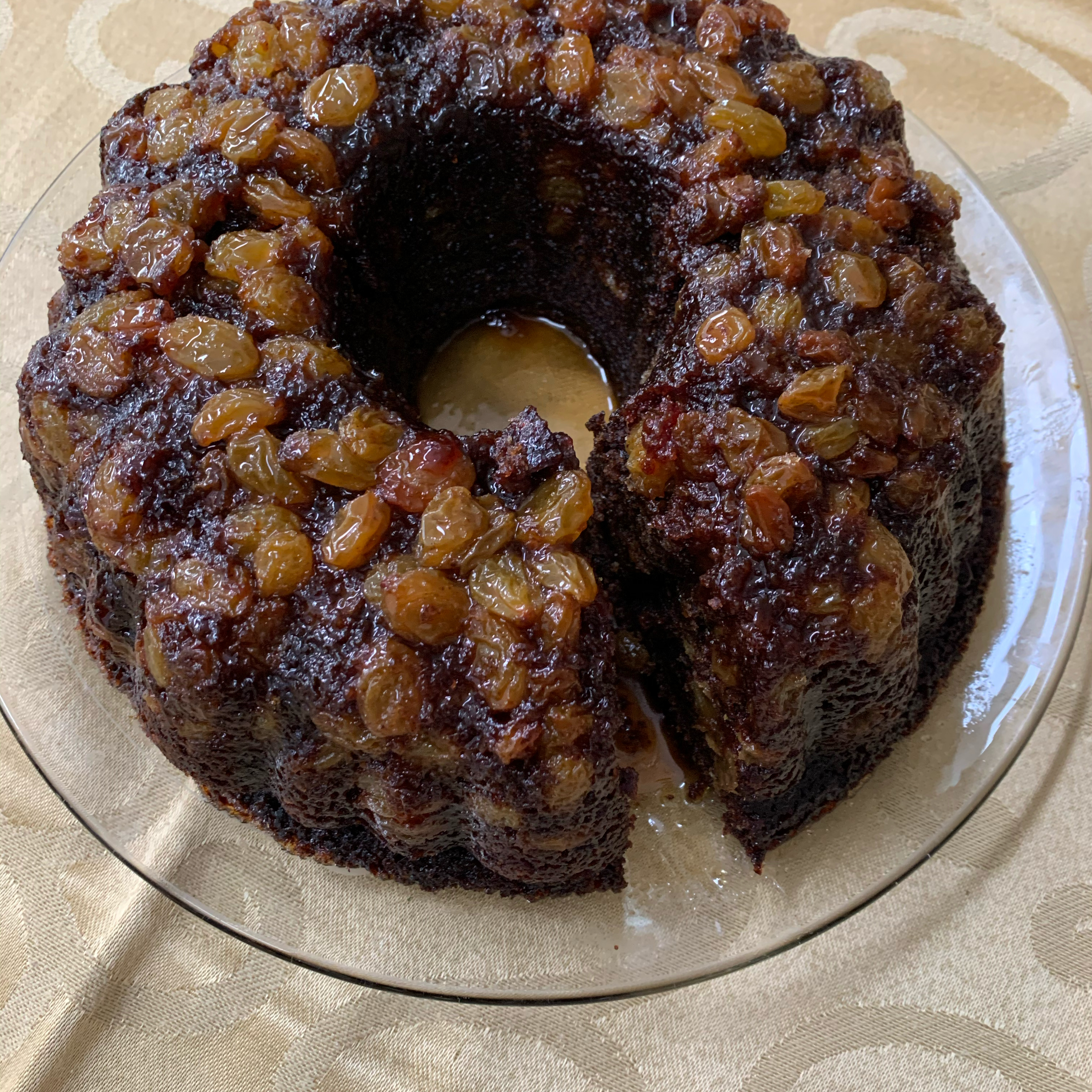 Mrs. Reagan's Persimmon Pudding Kim Andersen Trood