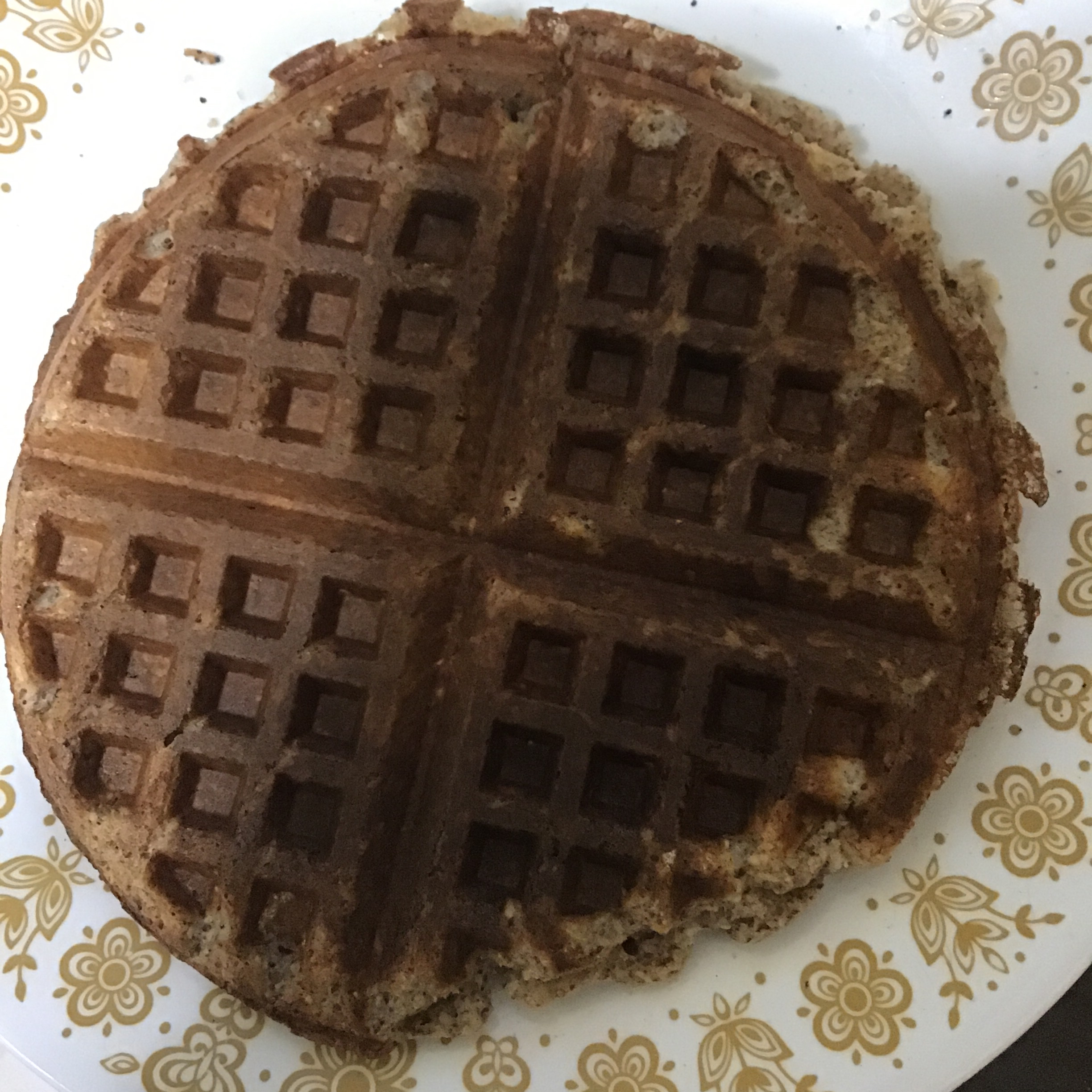 Vegan Waffles Read Johnston