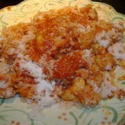 Spicy Shrimp Creole floridascrubtech