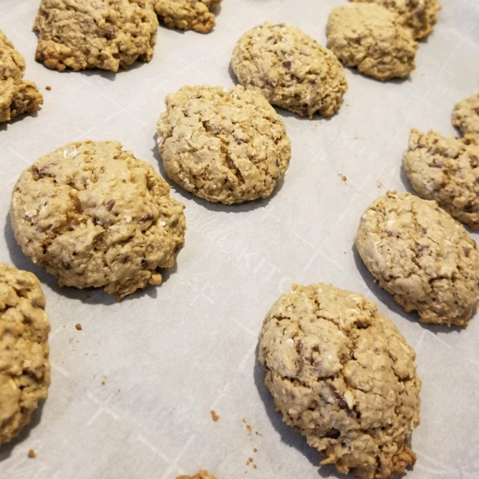 Vanishing Chocolate Oatmeal Cookies Amanda Jones