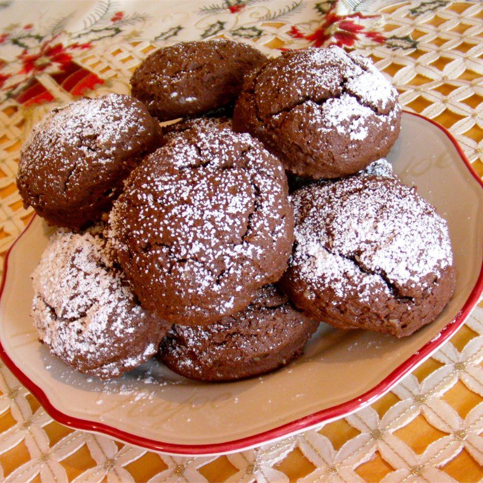 Aunt Sally's Cocoa Drops Robin Monks