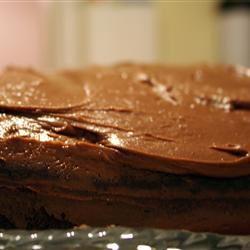 Chocolate Frosting II
