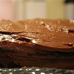 chocolate frosting ii recipe