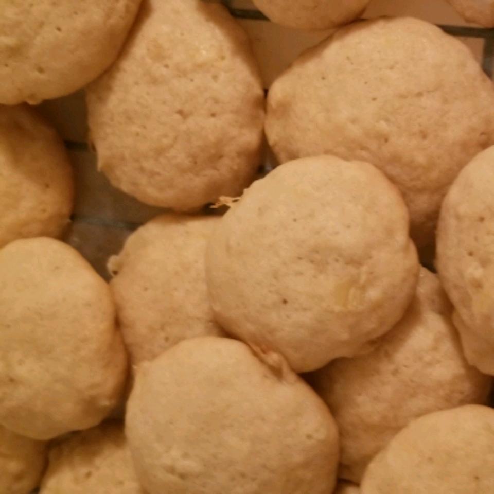 Soft Pineapple Cookies Colleen