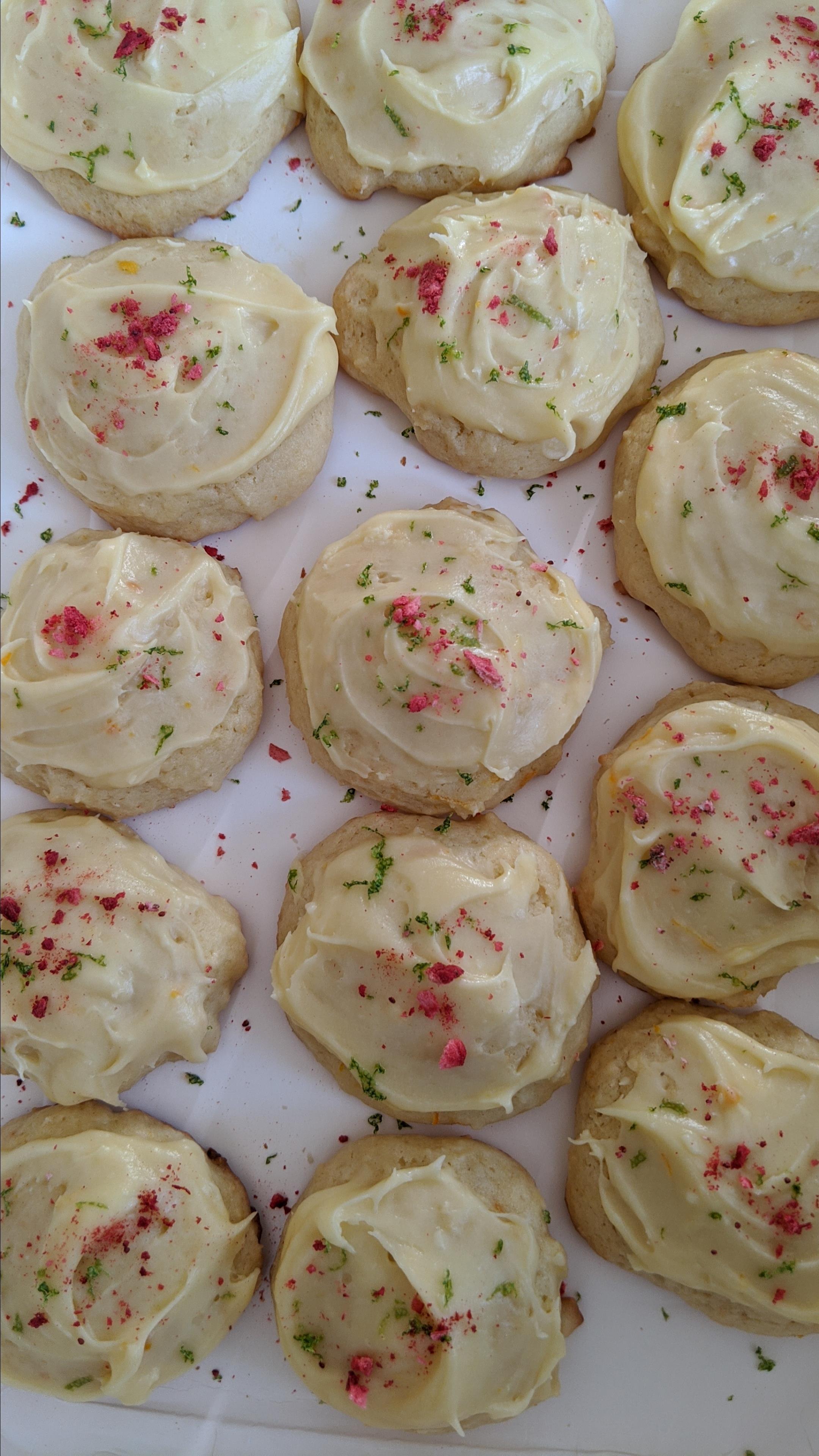 Beth's Orange Cookies Beth Sigworth