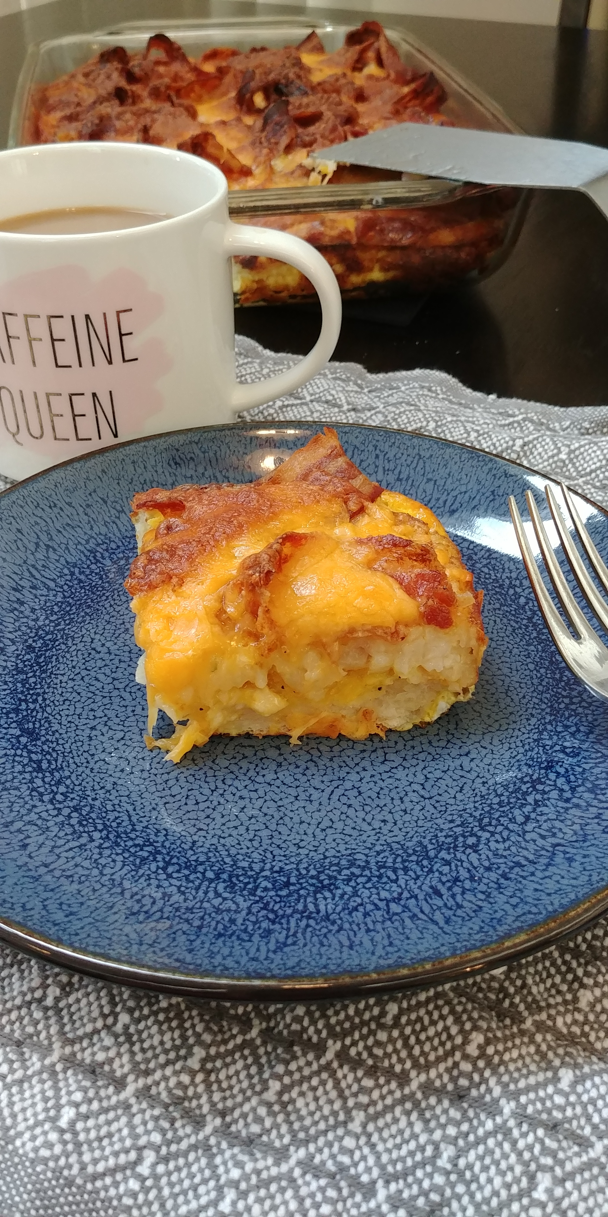 Best Biscuit-Hash Brown Breakfast Casserole