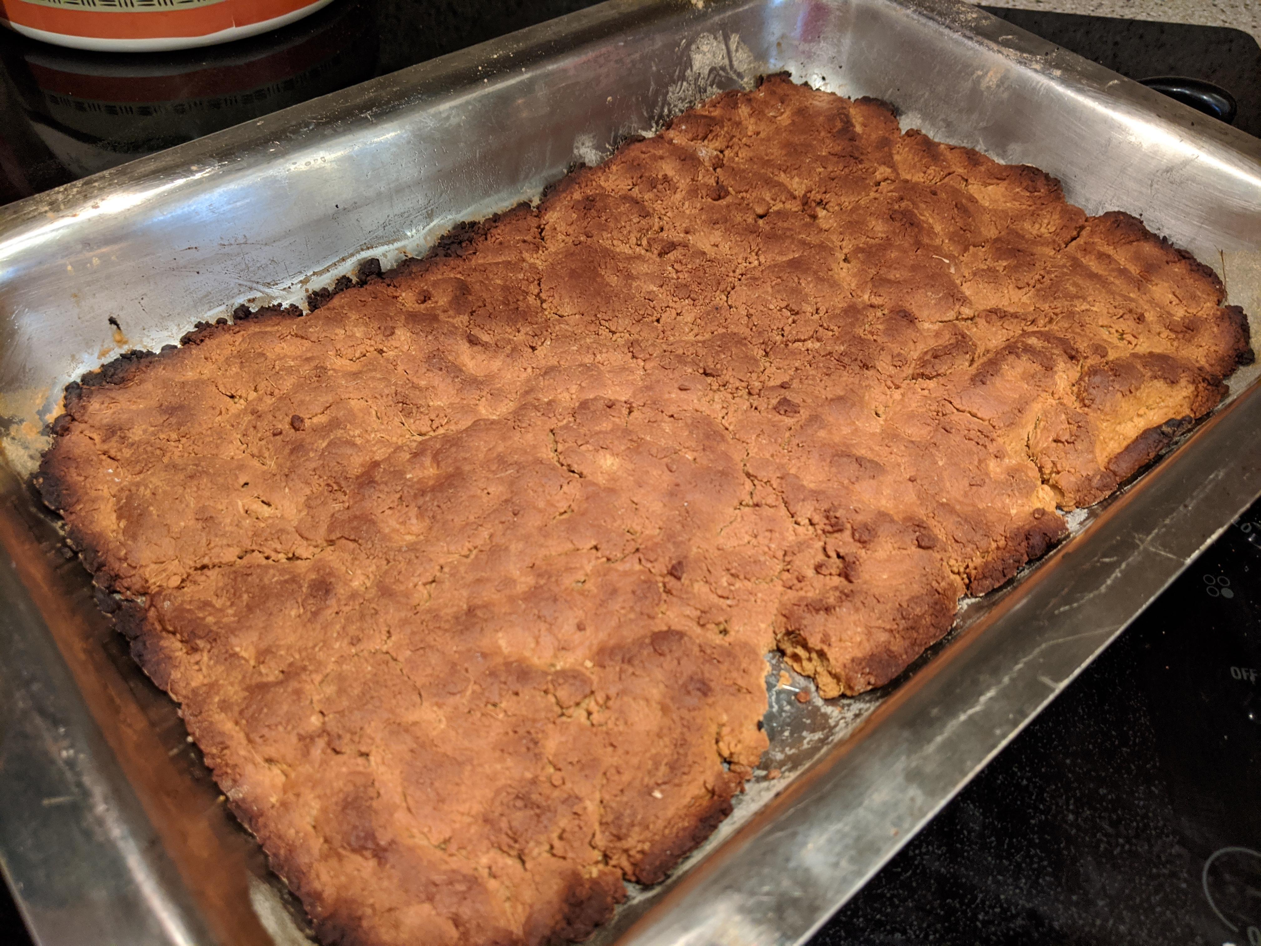 Panamanian Gingerbread (Yiyimbre)