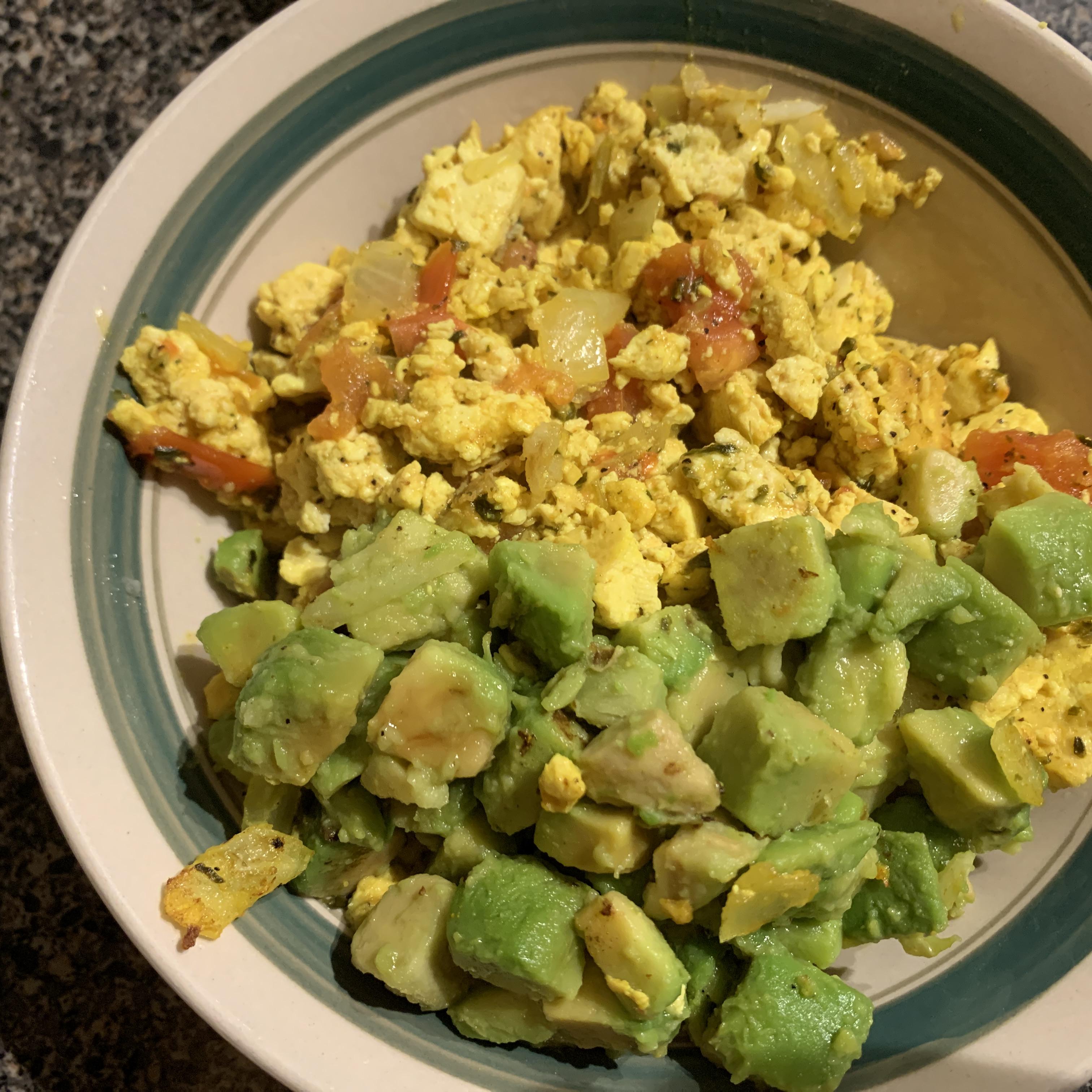 Ultimate Tofu Breakfast Burrito Bowls Elizabeth