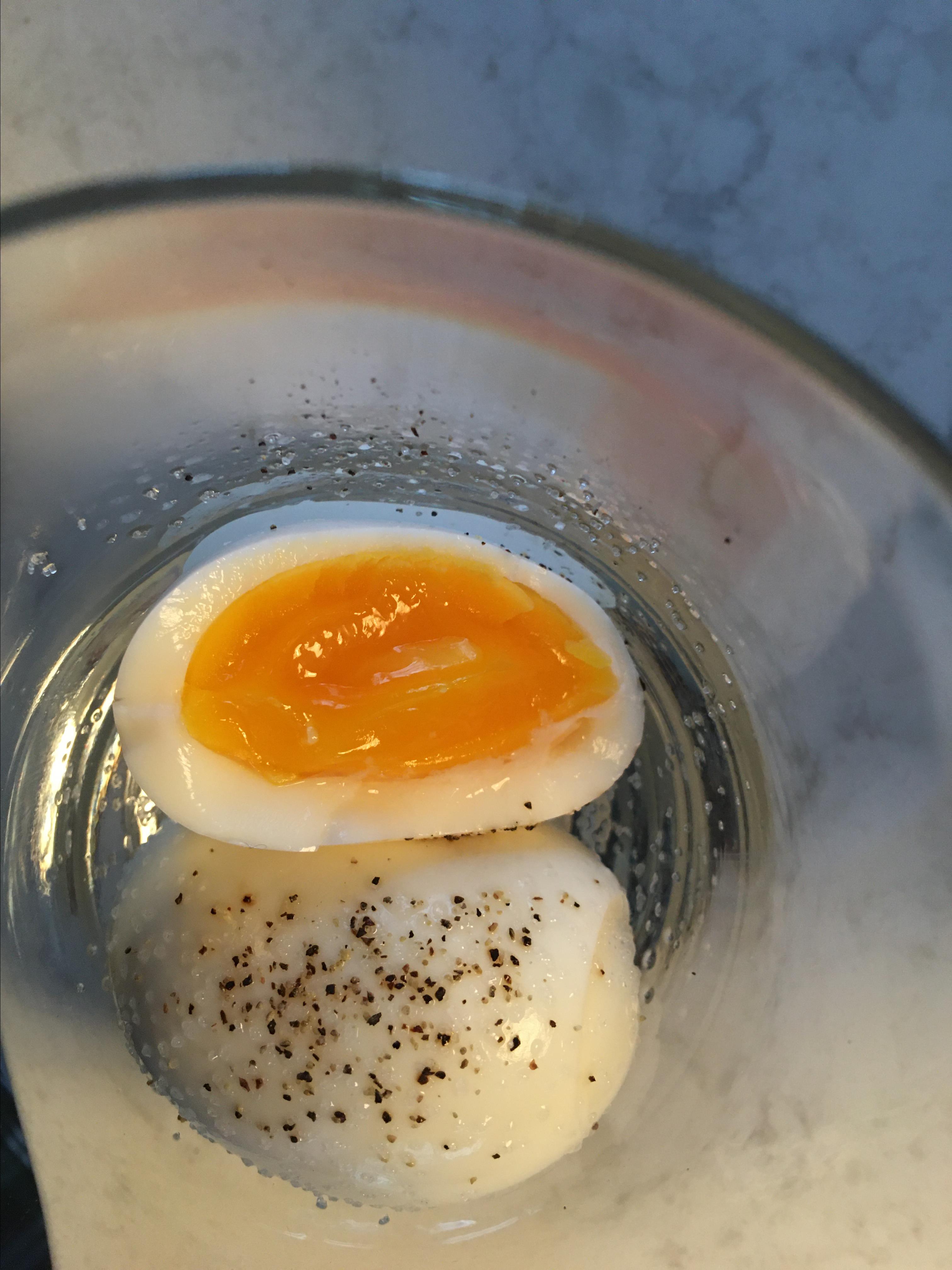 Sherry's Perfect Sous Vide Eggs Paul Bialik