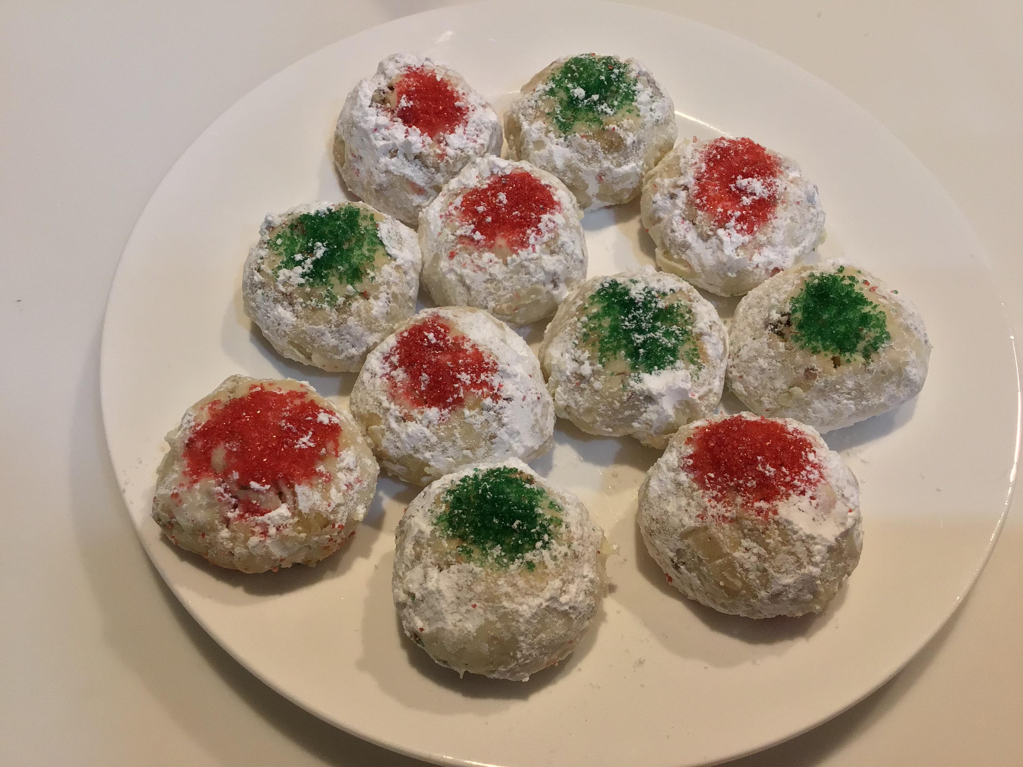 Chef John's Russian Tea Cakes angela d
