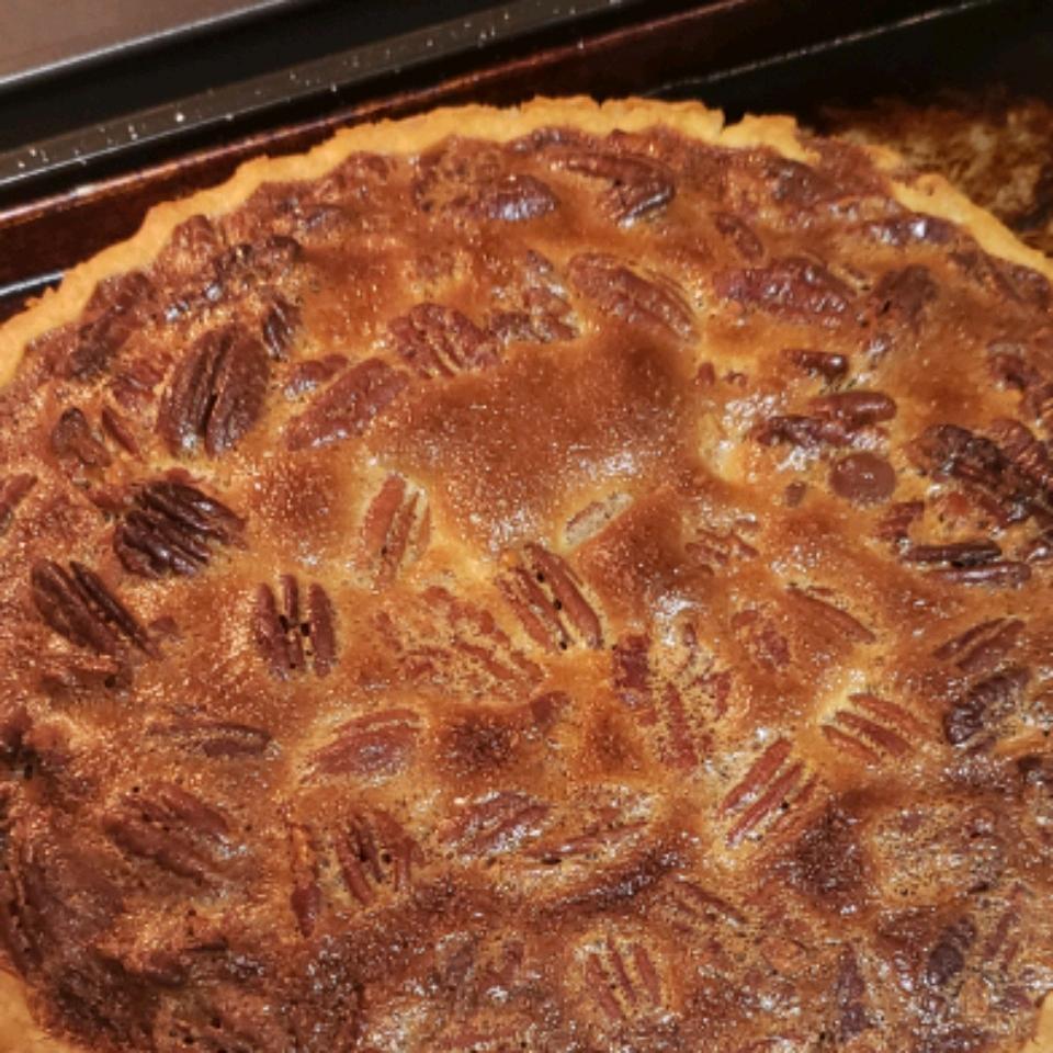 Chocolate Pecan Pie I Stephania Grimm